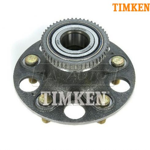 01-03 Acura CL Rear Wheel Bearing & Hub Assy LR = RR (Timken)