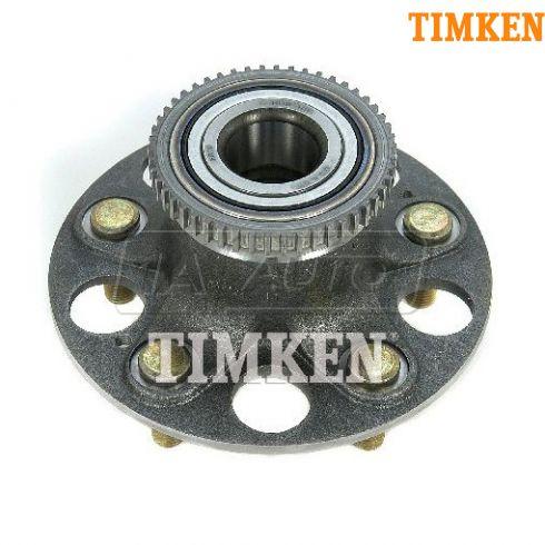 01-03 Acura CL Rear Wheel Bearing & Hub Assy LR = RR (Timken)