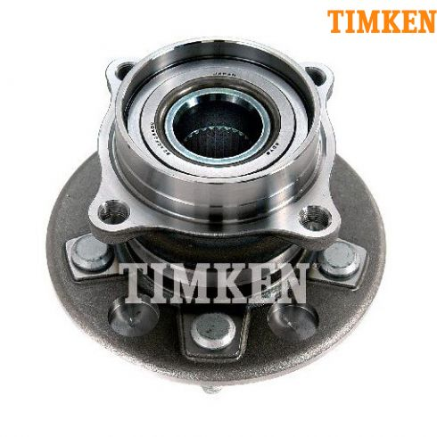 01-06 Lexus LS430 Rear Wheel Bearing & Hub Assy LR = RR (Timken)