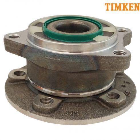 02-09 Volvo 60; 01-07 70; 04-06 80 Series w/AWD Rear Wheel Bearing & Hub Assy LR = RR (Timken)