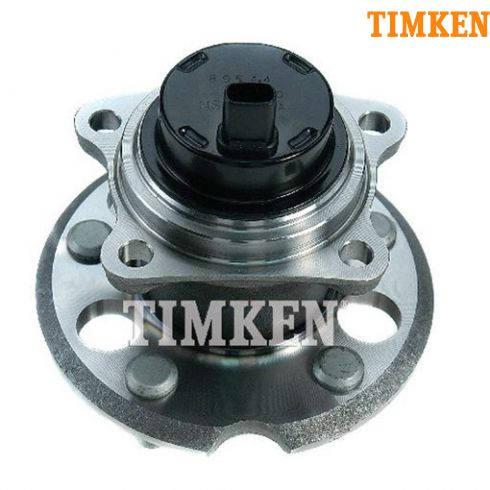 04-10 Toyota Sienna w/FWD Rear Wheel Bearing & Hub Assy LR = RR (Timken)