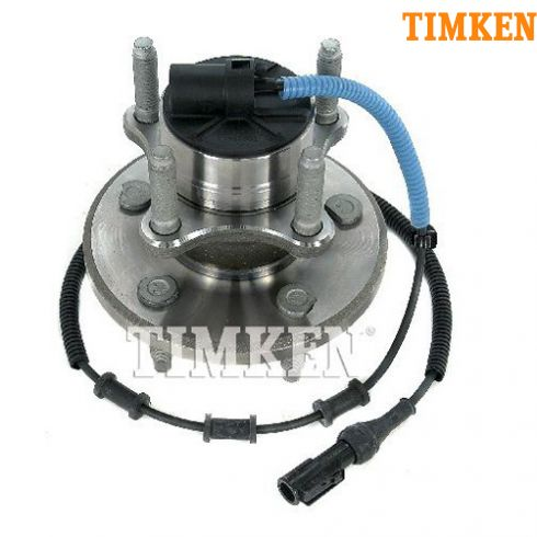 04-07 Ford Freestar, Mercury Monterey Rear Wheel Bearing & Hub Assy LR (Timken)