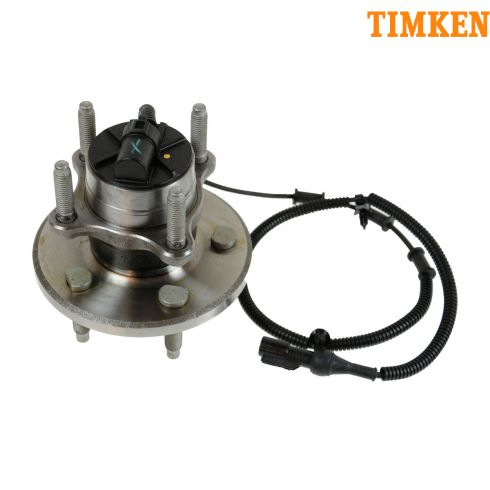 04-07 Ford Freestar, Mercury Monterey Rear Wheel Bearing & Hub Assy RR (Timken)