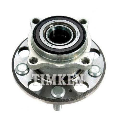 05-12 Acura RL; 09-12 TL w/3.7L Rear Wheel Bearing & Hub Assy LR = RR (Timken)