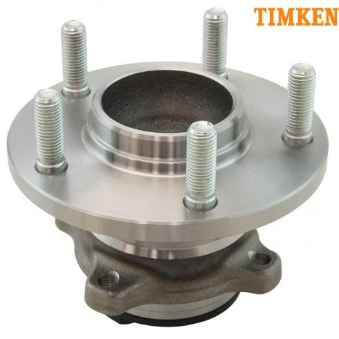 04-12 Mazda 3; 06-10, 12 Mazda 5 (w/ABS) Rear Wheel Bearing & Hub Assy LR = RR (Timken)