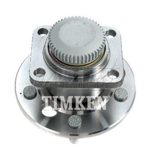 87-90 GM FWD Multifit (w/ABS) Rear Wheel Bearing & Hub Assy LR = RR (Timken)