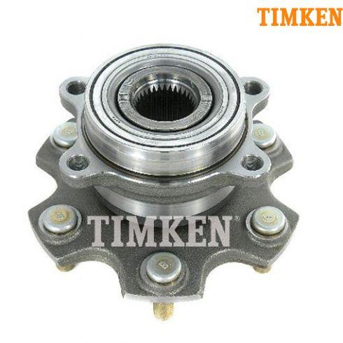 01-06 Mitsubish Montero Rear Wheel Bearing & Hub Assy LR = RR (Timken)