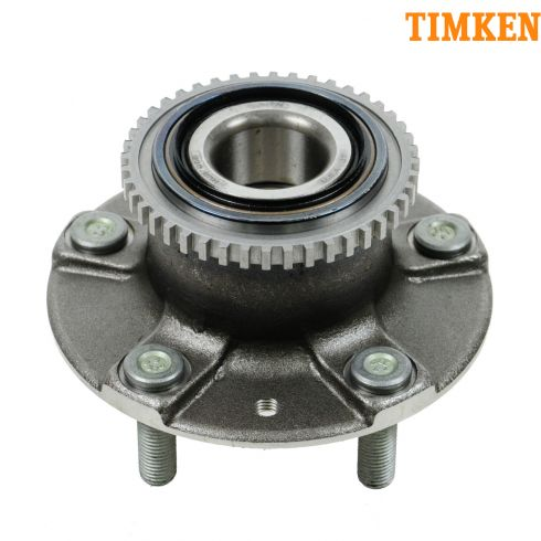 98-02 Mazda 626 (w/ABS) Rear Wheel Bearing & Hub Assy LR = RR (Timken)