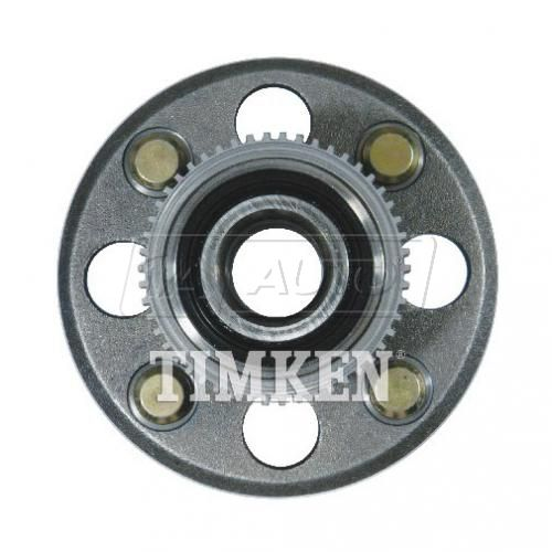 96-00 Honda Civic w/ ABS & Rear Drums Rear Wheel Bearing & Hub Assembly LR=RR (Timken)