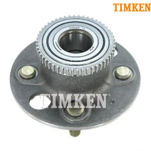 02-03 Honda Civic SI Rear Wheel Bearing & Hub Assembly LR=RR (Timken)