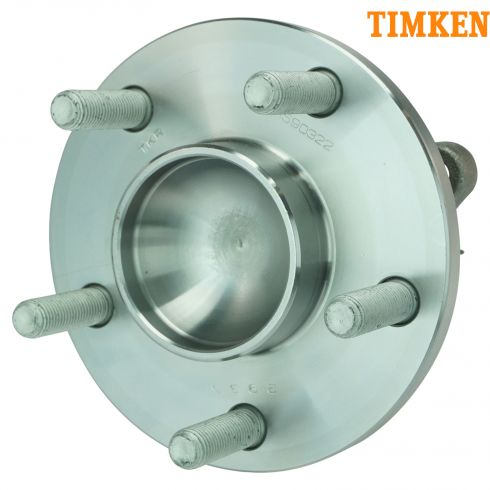 07-12 Volvo 30; 04-11 40; 05-11 50; 06-11 70 Series Rear Wheel Bearing & Hub Assy LR = RR (Timken)
