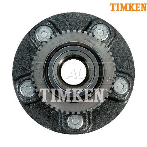 97-99 Nissan (w/ABS); 97-99 Infiniti I30 Rear Wheel Bearing & Hub Assy LR = RR (Timken)