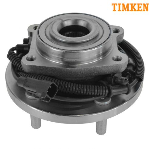 08-11 Chrysler, Dodge, Ram Mini Van; 09-13 VW Routan Rear Wheel Hub & Bearing LR = RR (Timken)