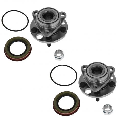 1984-05 Cavalier Grand Am Beretta Front Wheel Bearing Pair 7470014