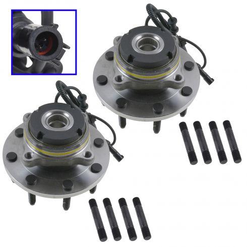 Wheel Hub & Bearing