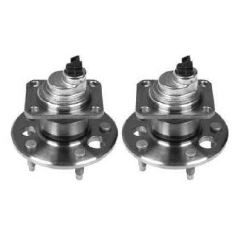 1992-96 Lumina Regal Grand Prix Cutlass Rear Wheel Hub Bearing Pair