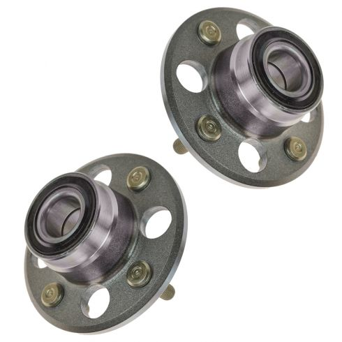 1984-2000 Honda Civic Rear Hub Bearing Pair