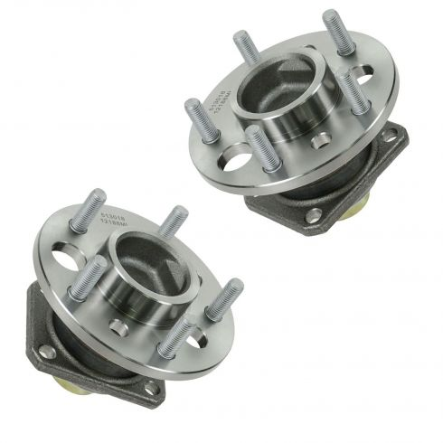 1983-02 Lesabre Regal Eldorado Toronado Grand Prix Bonneville Lumina Rear Hub Bearing Pair