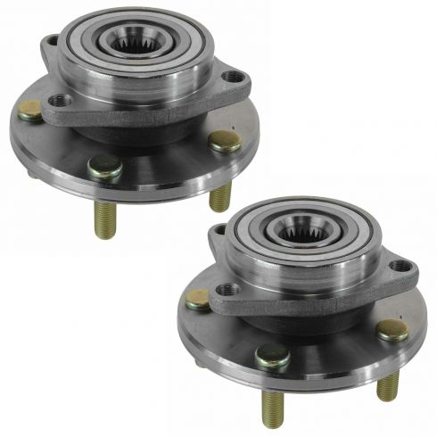 95-05 Chrysler Mid Size FWD Front Hub & Bearing Pair