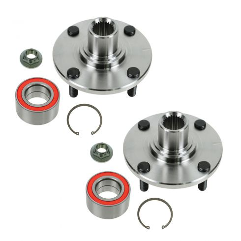 00-11 Ford Focus Front Hub & Bearing Repair Kit PAIR