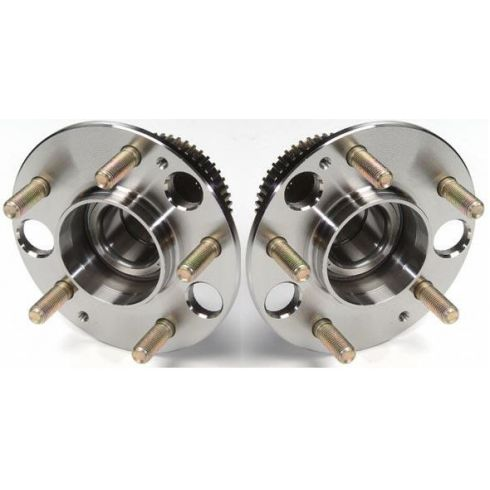 91-95 Acura Legend Rear Hub and Bearing Pair