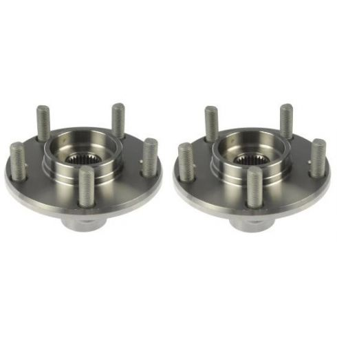 1995-99 Nissan Maxima w/o ABS Front Hub PAIR