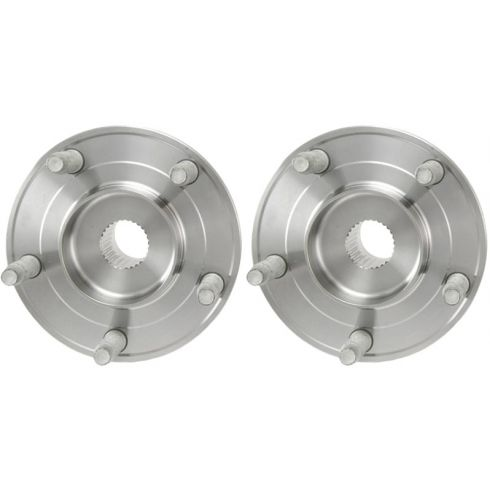 2007-10 Ford Edge, MKX, Mazda CX-9 AWD Rear Hub & Bearing PAIR