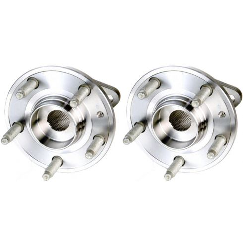 2005-07 Ford 500, Freestyle, Montego; 2008-09 Sable, Taurus, X AWD Rr Hub Bearing PAIR