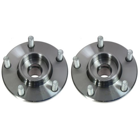 04-05 Mazda 3 Front Wheel Bearing & Hub Assy LF = RF PAIR