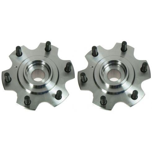 01-06 Mitsubishi Montero Front Wheel Bearing & Hub Assy LF = RF PAIR