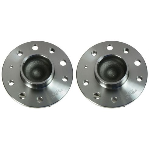 0-05 Saturn L Series Multifit Rear Wheel Hub & Bearing (w/o ABS) LR = RR  PAIR