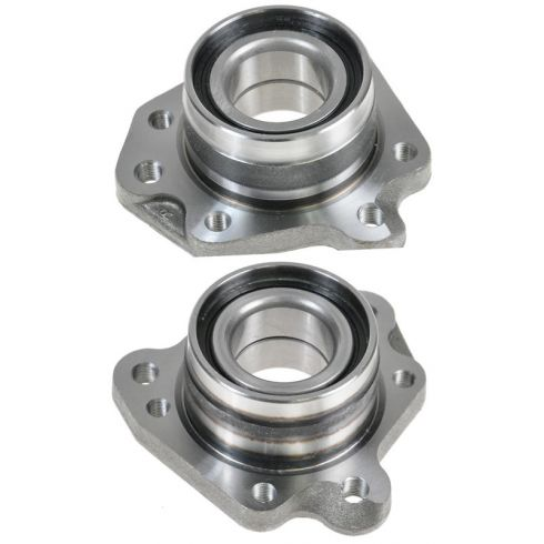 1997-01 Honda CR-V Rear Wheel Hub Bearing Module PAIR