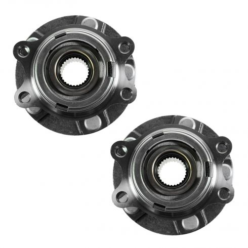 07-11 Nissan Altima 2.5L ; Altima Hybrid w/ABS Front Wheel Bearing & Hub Assy PAIR