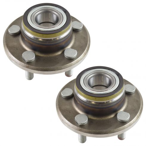 05-10 300; 08-11 Challenger; 06-11 Charger; 05-08 Magnum 2WD Front Wheel Bearing & Hub PAIR