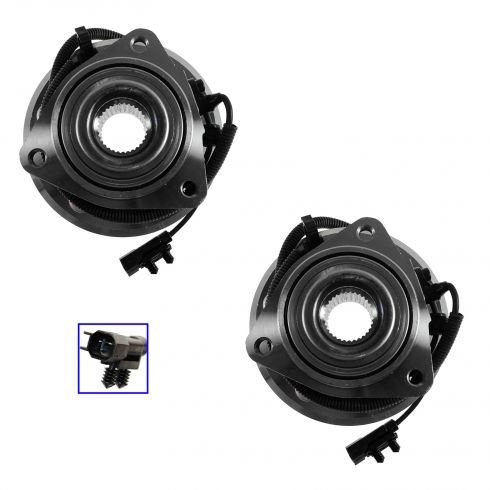 07-11 Dodge Nitro; 08-12 Liberty Front Wheel Bearing & Hub Assy PAIR
