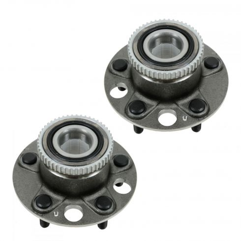 96-01 Acura RL; 98 Honda Odyssey Rear Wheel Bearing & Hub Assy PAIR