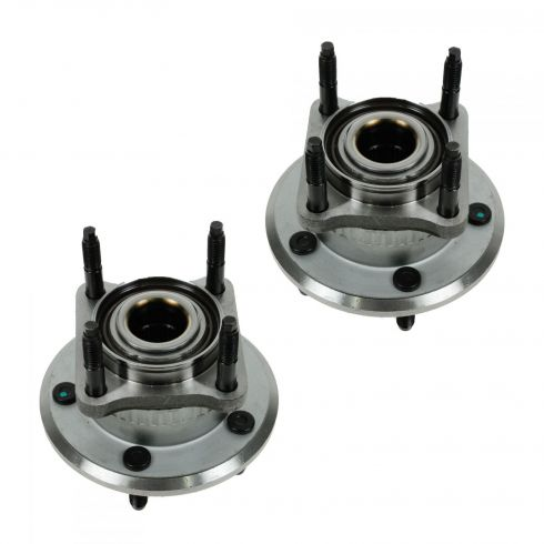 06-10 Jeep Commander; 05-10 Grand Cherokee Rear Wheel Bearing & Hub Assy PAIR
