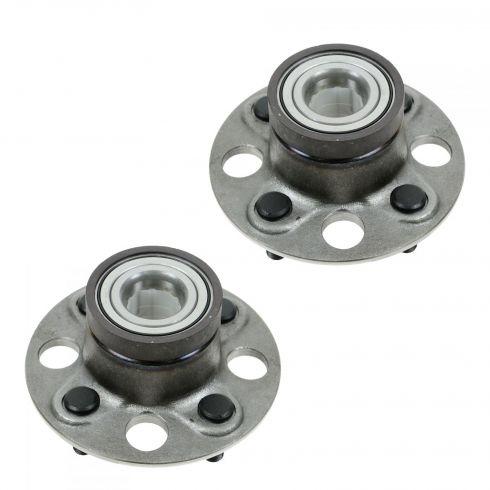 07-12 Honda Fit; 10-12 Insight Rear Wheel Bearing & Hub Assy PAIR
