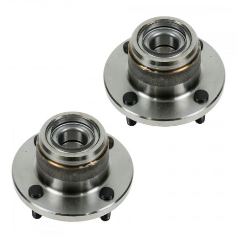 01-07 Ford Focus Rear Wheel Bearing & Hub Assy PAIR
