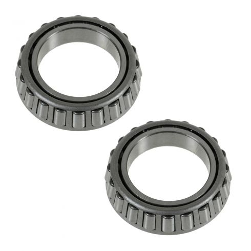 80-91 GM Full Size R25, R30, V25, V30; 80-99 Suburban 2500 Rear Wheel Inner Bearing PAIR