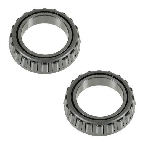 72-06 GM Full Size PU, SUV; 92-97 MB 400, 600, E, S, SL Rear Differential Bearing PAIR
