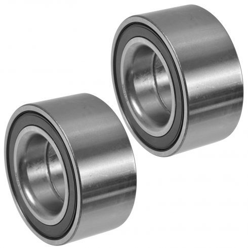 04-08 Crossfire; 84-12 Mercedes Benz; 88-00 Volvo Multifit Rear Wheel Hub Bearing PAIR