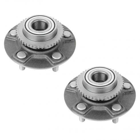 00-03 Infiniti Nissan Maxima (w/ABS); 00-01 Inf I30; 02-04 I35 Rear Wheel Bearing & Hub Assy PAIR