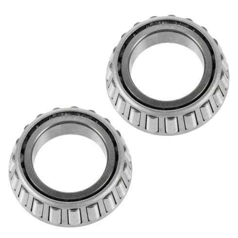 58-60 Bel Air, Impala; 59-60 Kingswood; 56-65 MG Multifit Front Wheel Inner Wheel Bearing PAIR