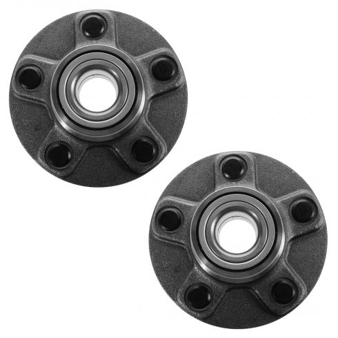 95-99 Nissan (w/o ABS) Rear Wheel Bearing & Hub Assy PAIR