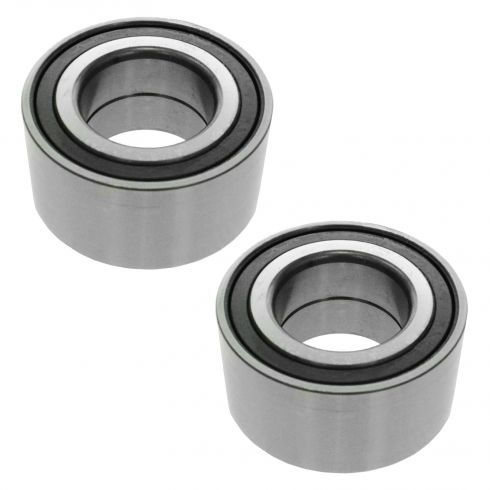 02-08 Jaguar X-Type Front Wheel Hub Bearing PAIR