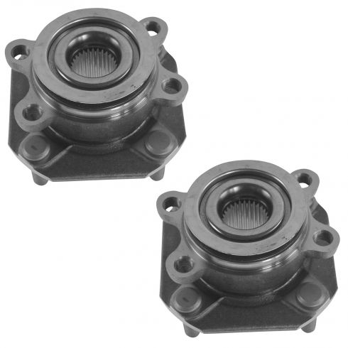 07-12 Nissan Sentra w/2.0L Front Wheel Bearing & Hub Assembly (w/ ABS) PAIR