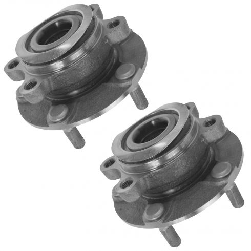07-12 Nissan Sentra 2.5L; 08-13 Rogue; 14-15 Rogue Select Front Wheel Hub & Bearing PAIR