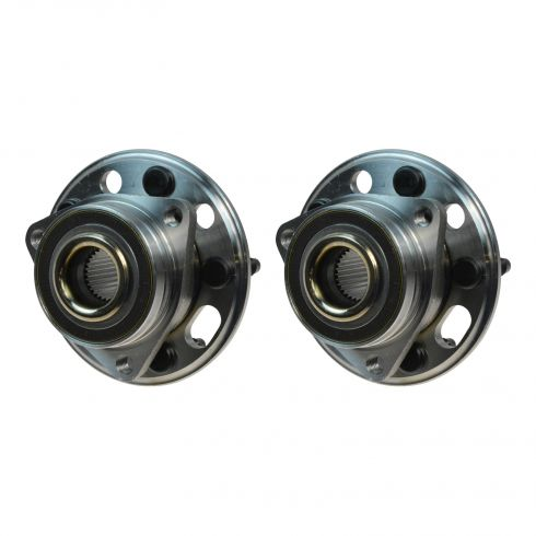 10 Allure; 10-13 Lacrosse; 13 Malibu; 11-12 Regal Rear Wheel Bearing & Hub Assy PAIR