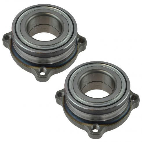 07-13 BMW X5, 08-13 X6, 10-11 X6 Hybrid Rear Wheel Bearing Module Pair